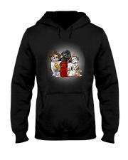 shihtzu 1 Hooded Sweatshirt thumbnail