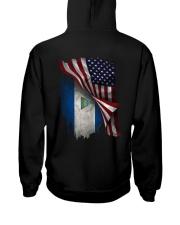 FLYING AMERICA- NICARAGUA Hooded Sweatshirt thumbnail
