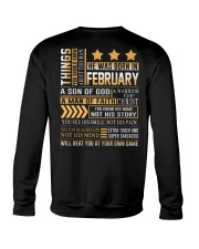 Son Of God 2 Crewneck Sweatshirt thumbnail