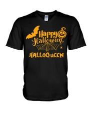HALLOWINE 041 V-Neck T-Shirt thumbnail