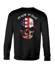 MY HOME - BLOOD Peru Crewneck Sweatshirt thumbnail