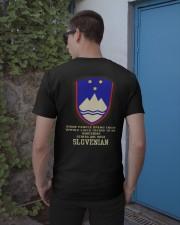 Awesome - Slovenian Classic T-Shirt apparel-classic-tshirt-lifestyle-22