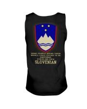 Awesome - Slovenian Unisex Tank thumbnail