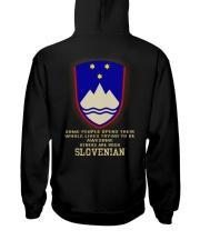 Awesome - Slovenian Hooded Sweatshirt thumbnail