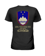Awesome - Slovenian Ladies T-Shirt thumbnail