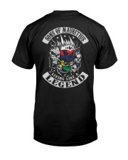 SONS OF Mauritius Classic T-Shirt back