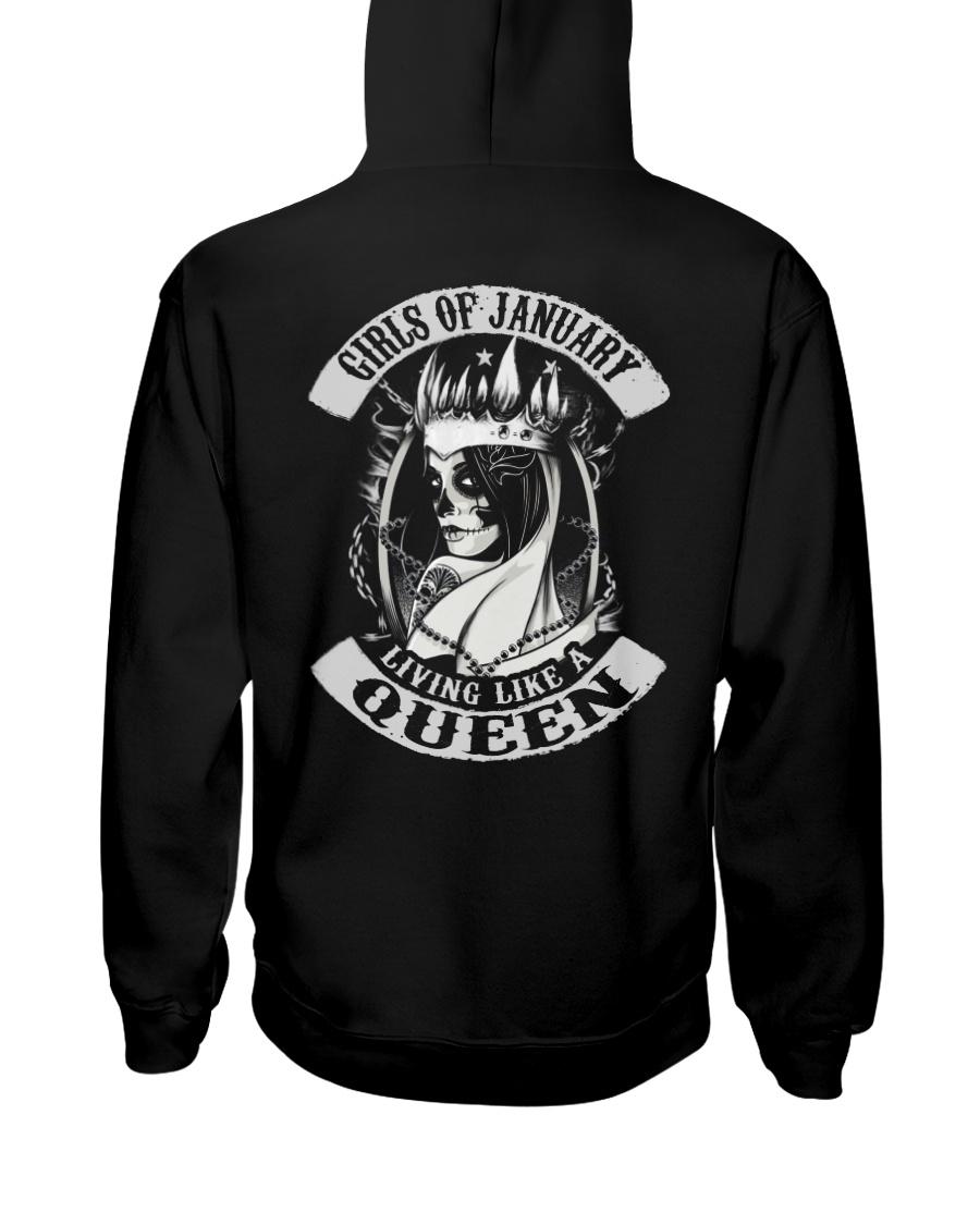 GIRLS OF 01 Hooded Sweatshirt