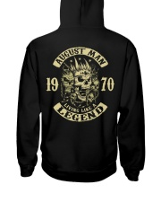MAN 1970 08 Hooded Sweatshirt back