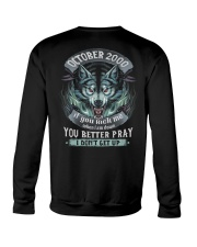 BETTER GUY 00-10 Crewneck Sweatshirt back