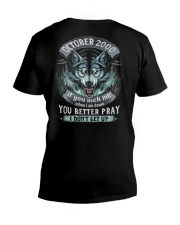 BETTER GUY 00-10 V-Neck T-Shirt thumbnail