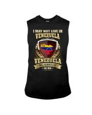May not live- Venezuela Sleeveless Tee thumbnail