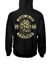 MAN 1960-6 Hooded Sweatshirt back