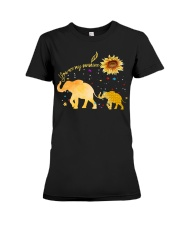 My Sunshine Premium Fit Ladies Tee thumbnail