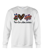 Autism Awareness Crewneck Sweatshirt thumbnail