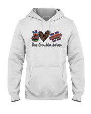Autism Awareness Hooded Sweatshirt tile