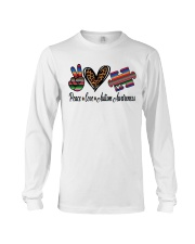 Autism Awareness Long Sleeve Tee tile