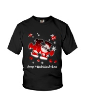 Love Chritsmas Youth T-Shirt thumbnail