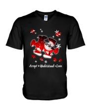 Love Chritsmas V-Neck T-Shirt thumbnail