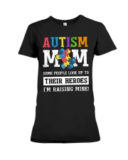 Autism Awareness Premium Fit Ladies Tee thumbnail
