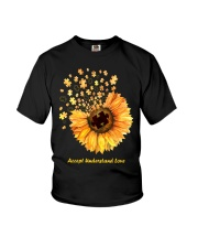 Accept Understand Love Youth T-Shirt thumbnail