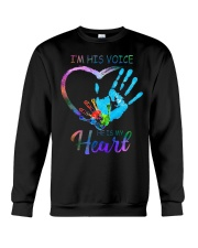 Faith Hope Love Crewneck Sweatshirt thumbnail