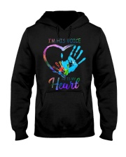 Faith Hope Love Hooded Sweatshirt thumbnail