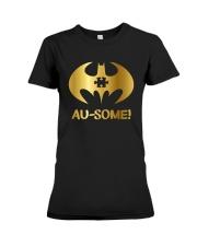 Autism Awareness Premium Fit Ladies Tee thumbnail