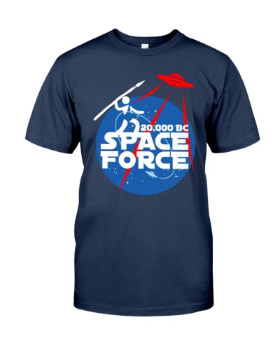 Space Force 20000 BC