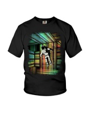 Interstellar - Trapped in Multiple Time Dimensions Youth T-Shirt thumbnail