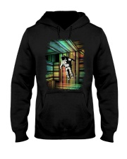 Interstellar - Trapped in Multiple Time Dimensions Hooded Sweatshirt thumbnail