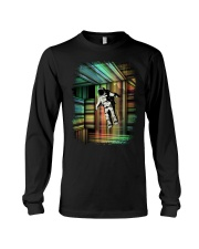 Interstellar - Trapped in Multiple Time Dimensions Long Sleeve Tee thumbnail