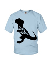 Baby Saurus Rex Youth T-Shirt thumbnail