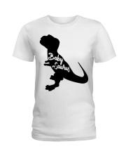 Baby Saurus Rex Ladies T-Shirt thumbnail