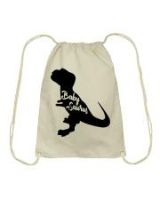 Baby Saurus Rex Drawstring Bag thumbnail
