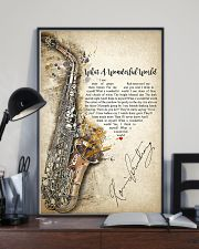 What A Wonderful World 24x36 Poster lifestyle-poster-2