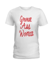 Funny Mug Ladies T-Shirt thumbnail