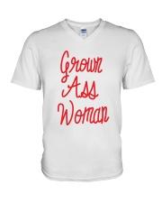 Funny Mug V-Neck T-Shirt thumbnail