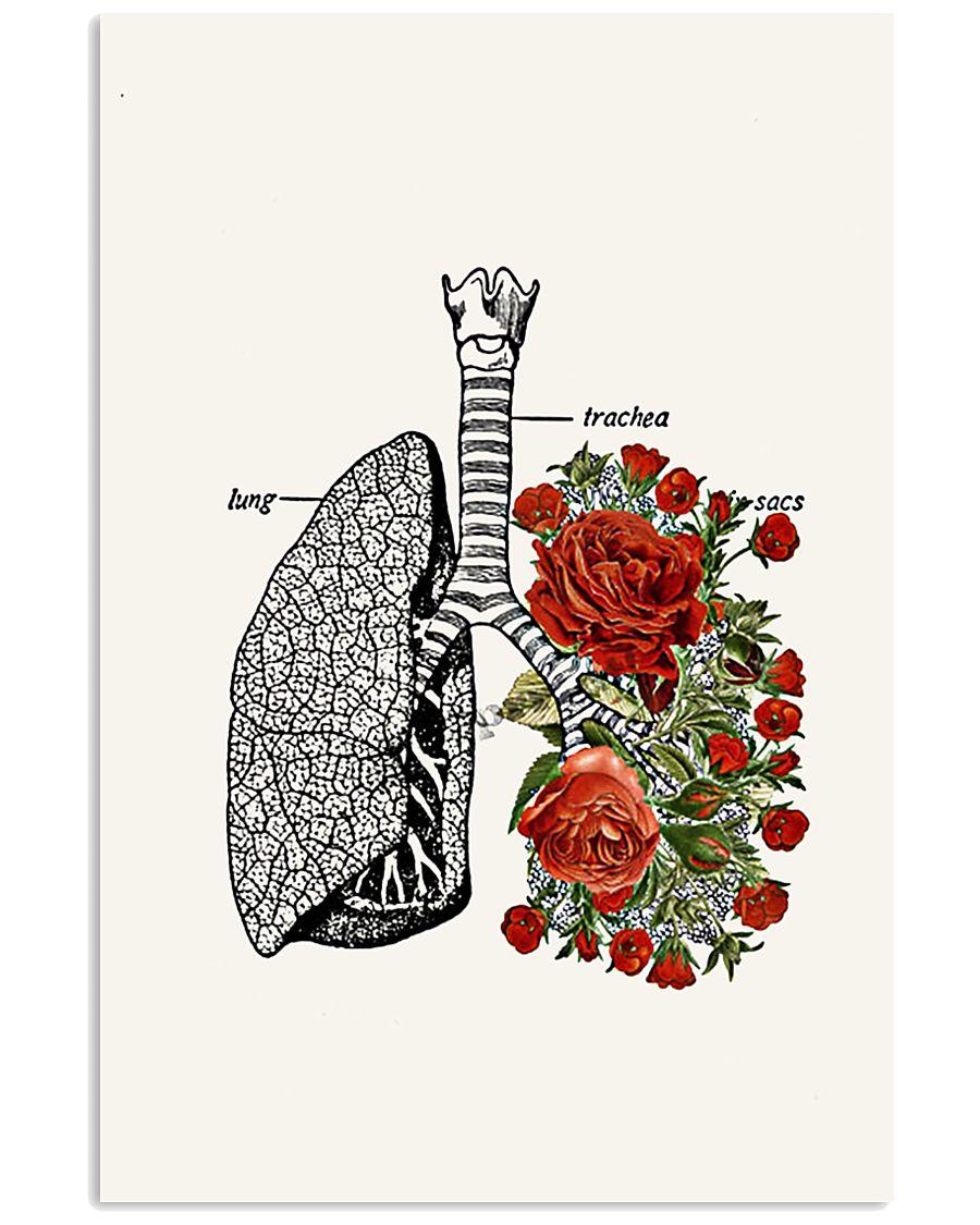 Nurse Lung 24x36 Poster