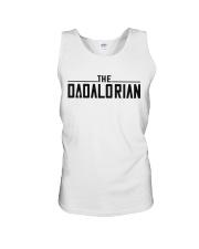 The dadalorian Unisex Tank thumbnail