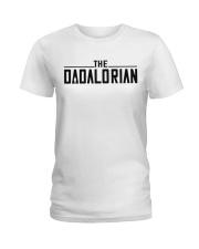 The dadalorian Ladies T-Shirt thumbnail