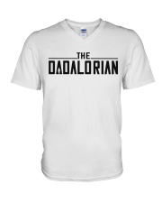 The dadalorian V-Neck T-Shirt thumbnail