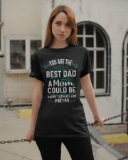 You are the beat dad  Classic T-Shirt apparel-classic-tshirt-lifestyle-19