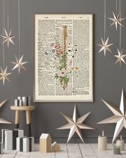 Spine Flower 24x36 Poster lifestyle-holiday-poster-1