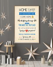 This Must Be the Place 24x36 Poster lifestyle-holiday-poster-1