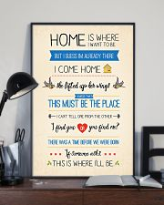 This Must Be the Place 24x36 Poster lifestyle-poster-2