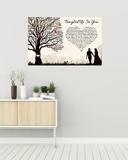 Tangled Up In You 36x24 Poster poster-landscape-36x24-lifestyle-01