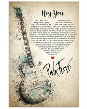 Hey You 24x36 Poster front
