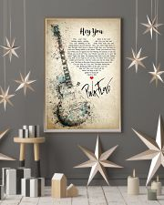 Hey You 24x36 Poster lifestyle-holiday-poster-1
