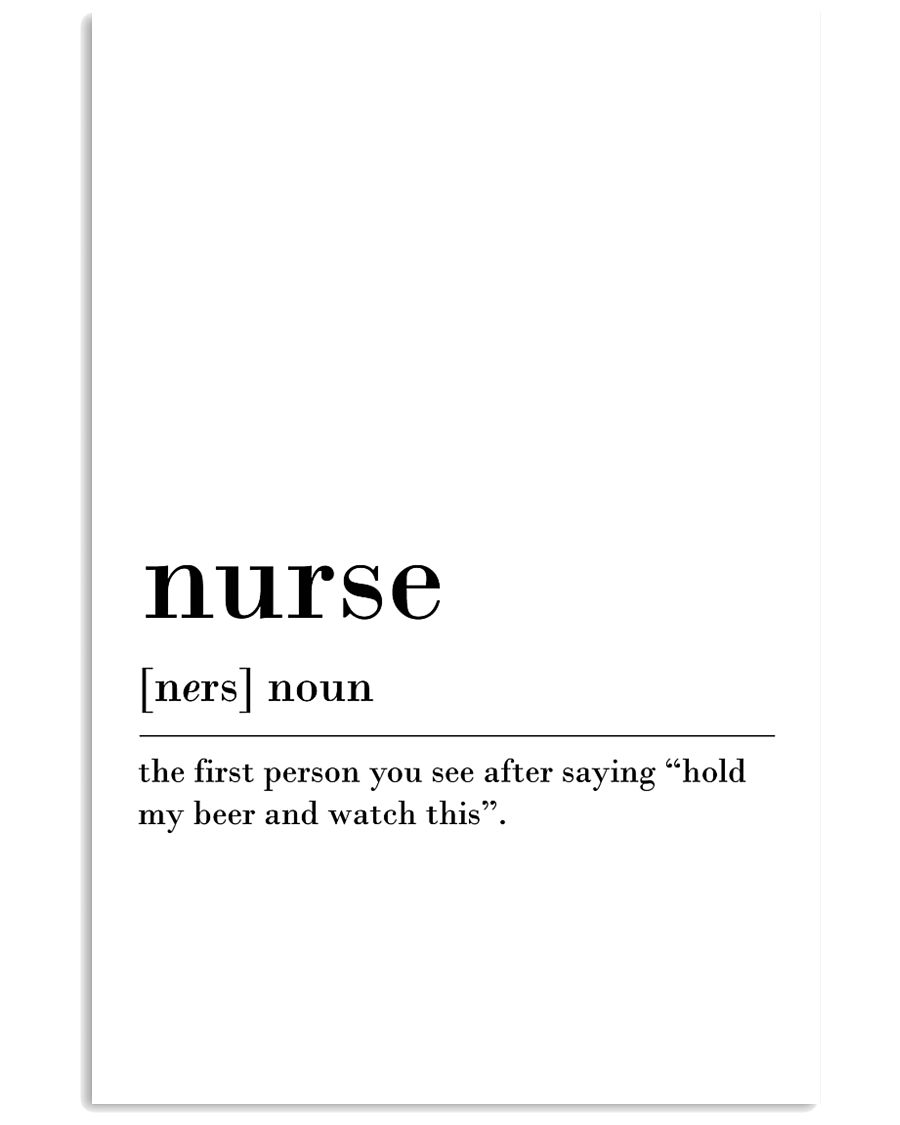 Nurse 24x36 Poster
