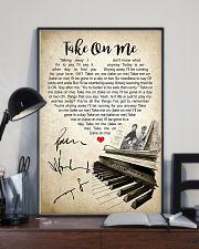 Take On Me 24x36 Poster lifestyle-poster-2